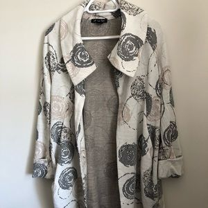 Michael Tyler Wrap Sweater Size Small